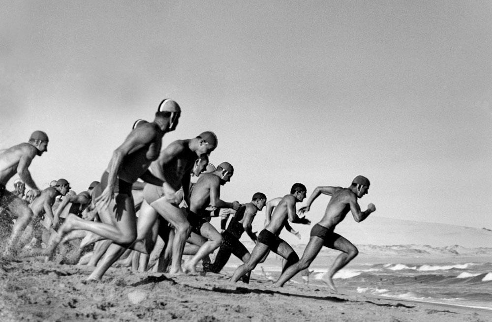 Beach racers, Wanda, 1960