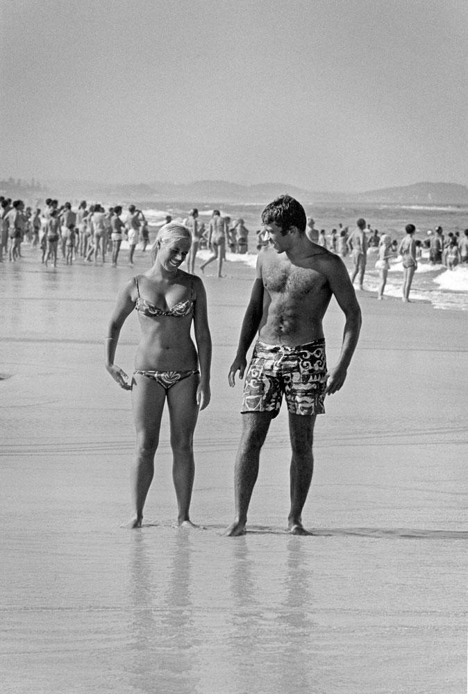 Body Language, Surfers Paradise, 1965