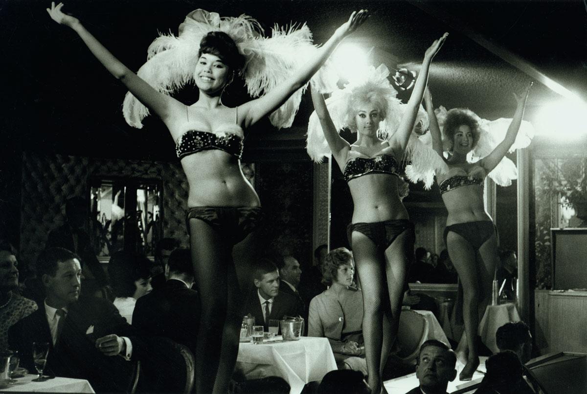 Chequers Nightclub c. 1961