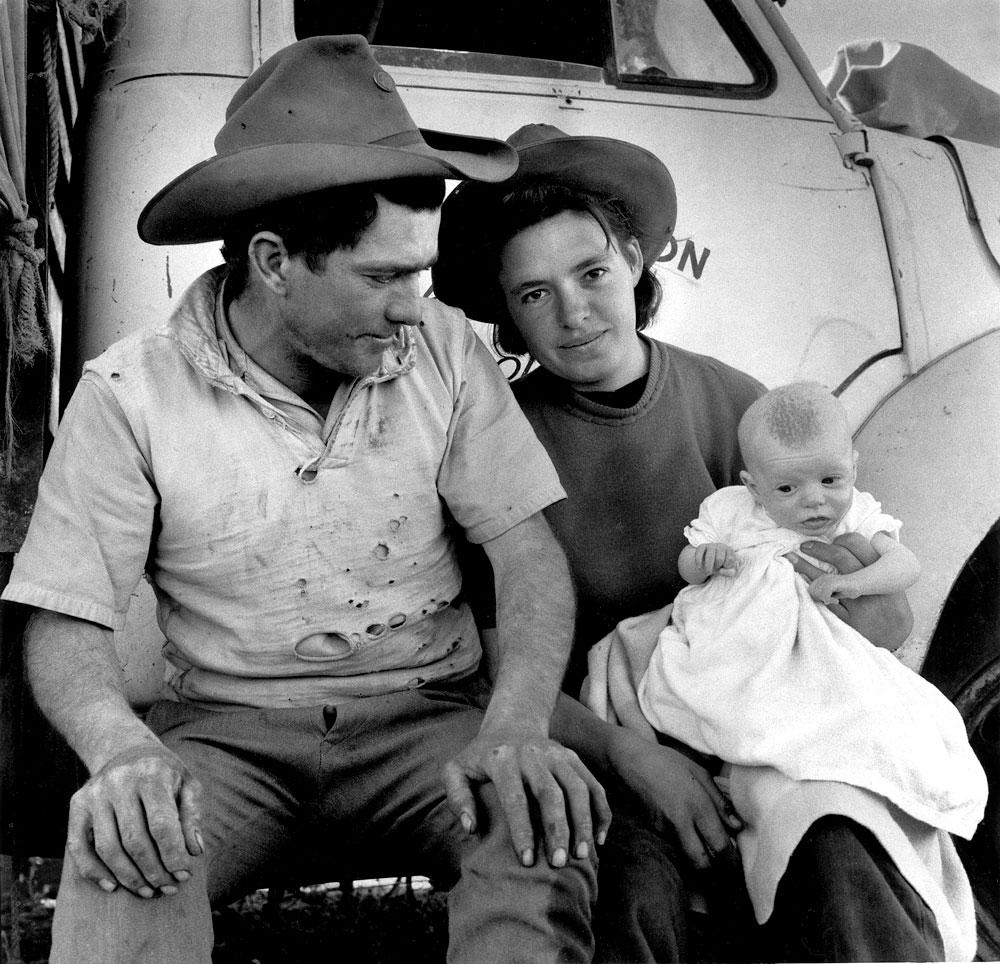 The Drover's Wife - Urisino Bore, 1958