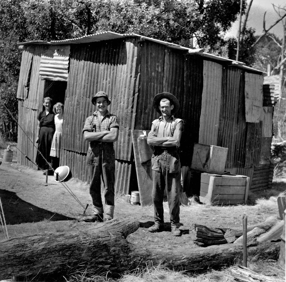 Eucalyptus Oil Distillers, Batlow, 1955