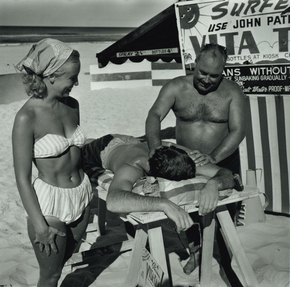 John Paterson, Gold Coast (2), 1954