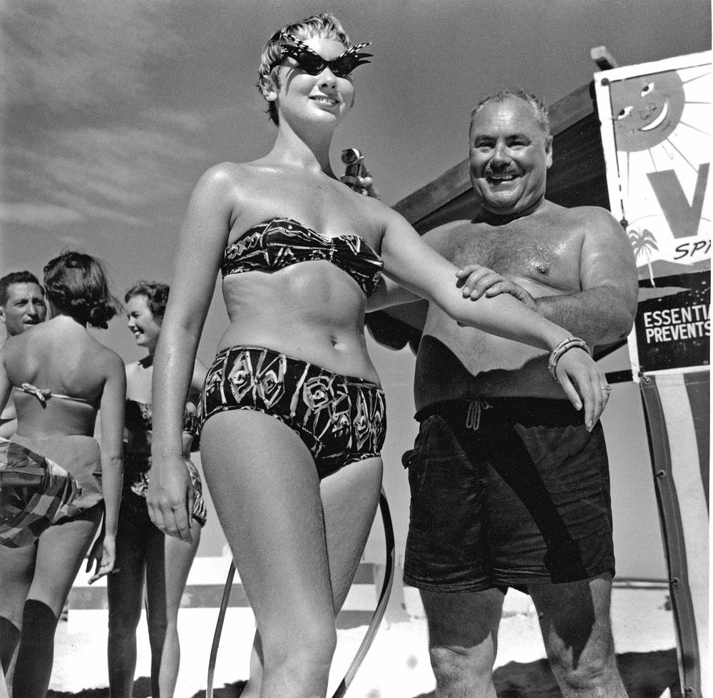 John Patterson, Gold Coast (1), 1954