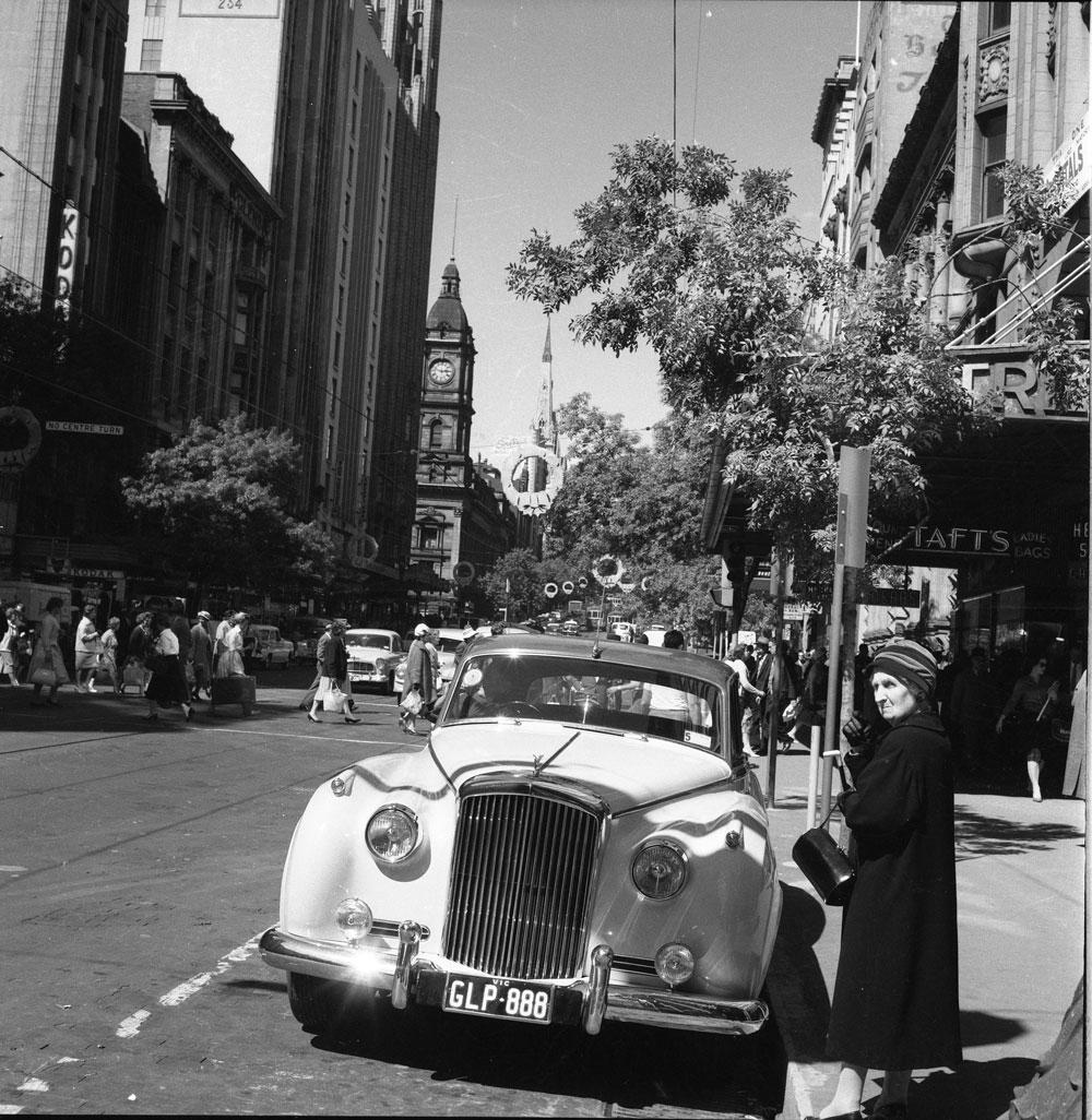 Melbourne, c.1956