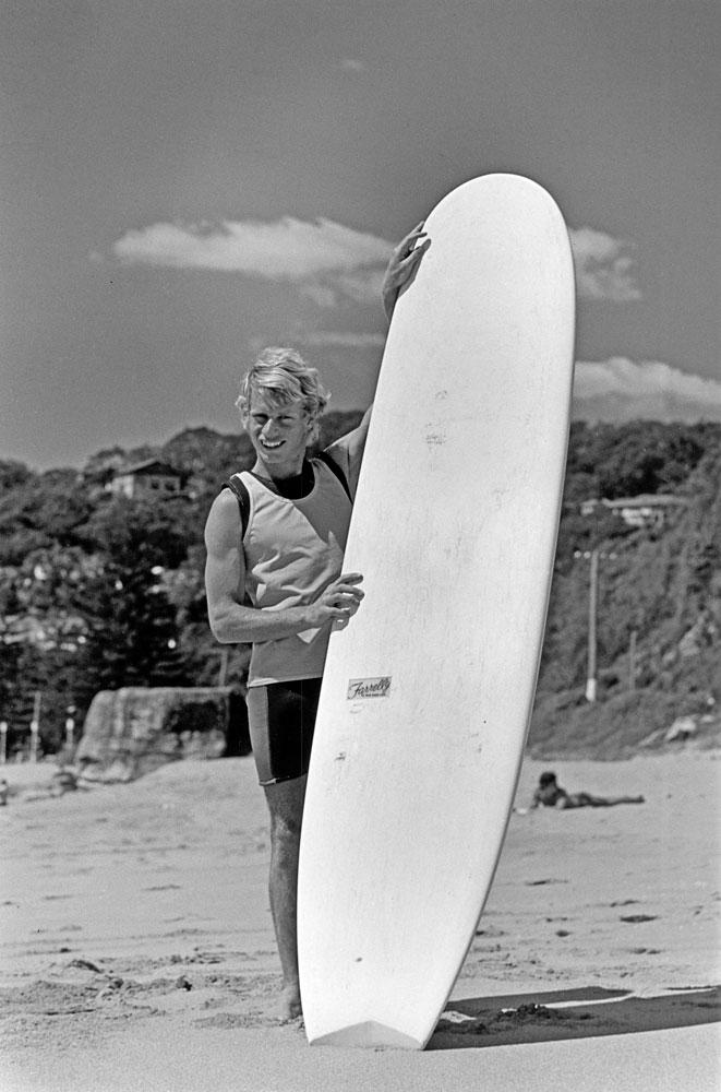 Surf Champ, Midget Farelly, Palm Beach, 1966