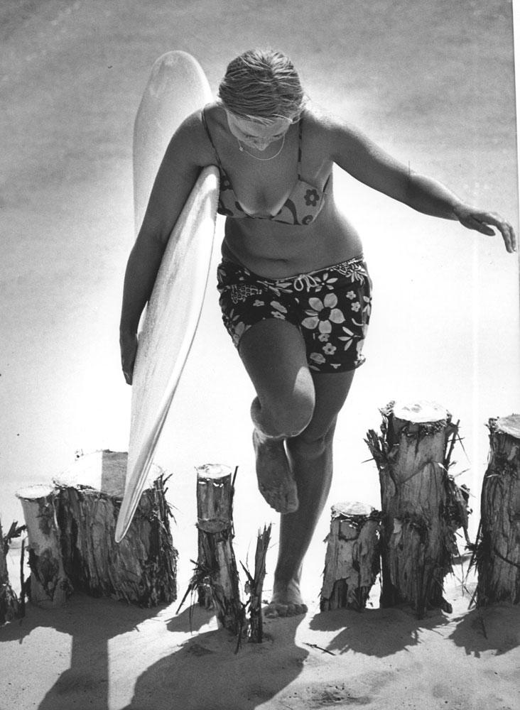 Natural grace, Yamba, 1965