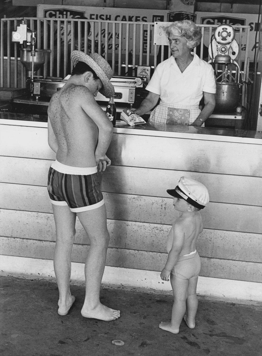 Saturday Arvo, Bondi, 1965