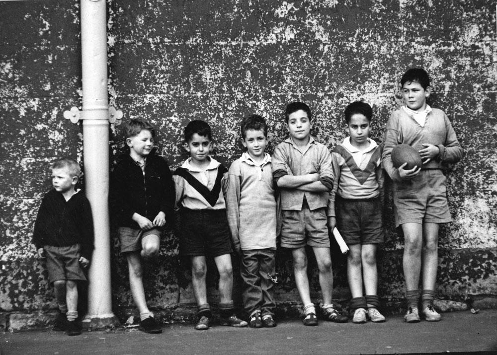 Our gang, East Sydney, c.1960