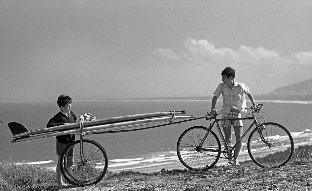 Seven Mile Beach c. 1965