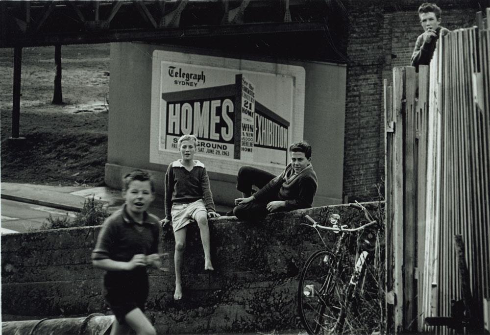 Glebe, 1963