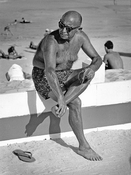 The Sunbather, 1965