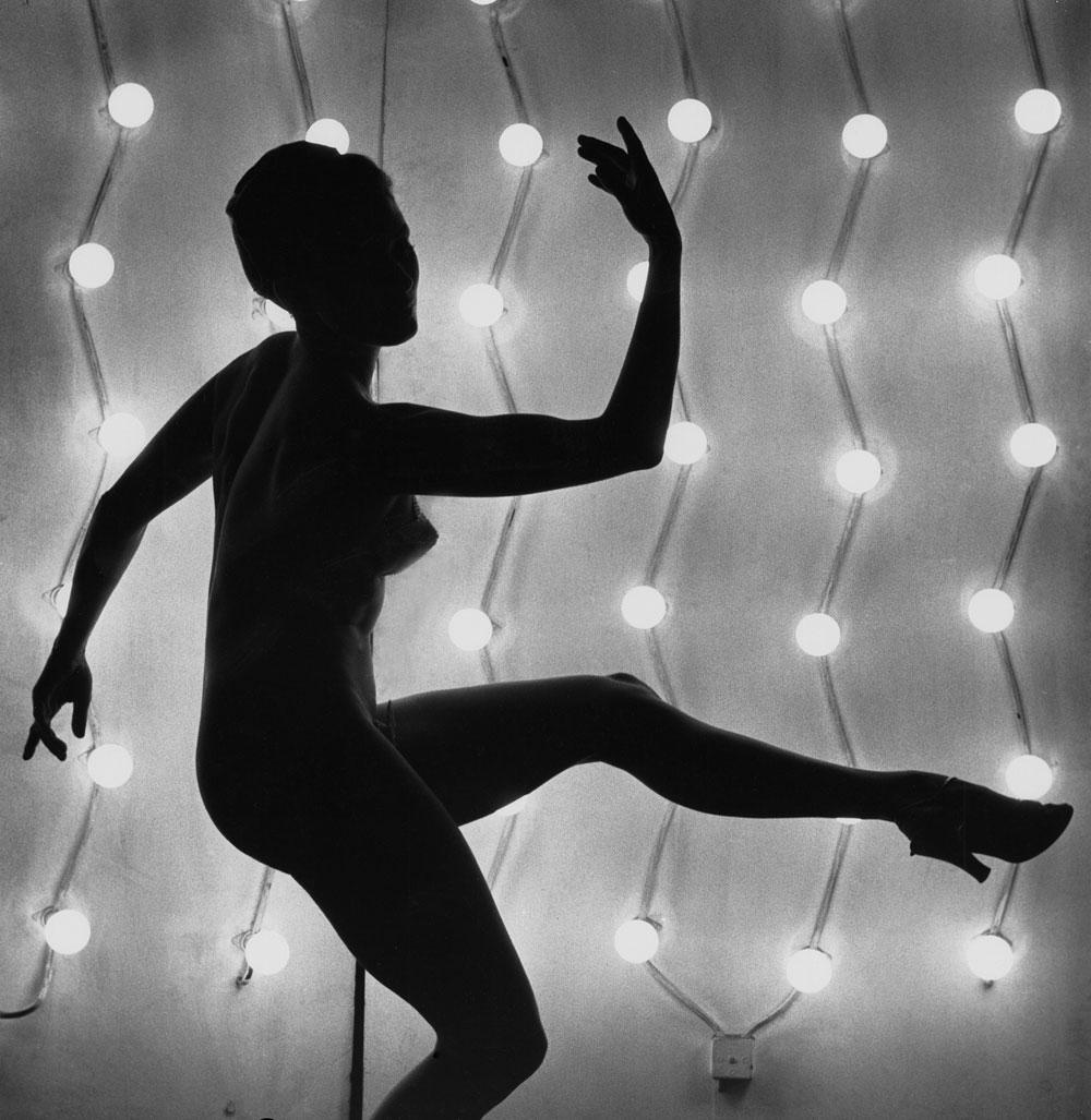 Tivoli Backstage, c. 1958