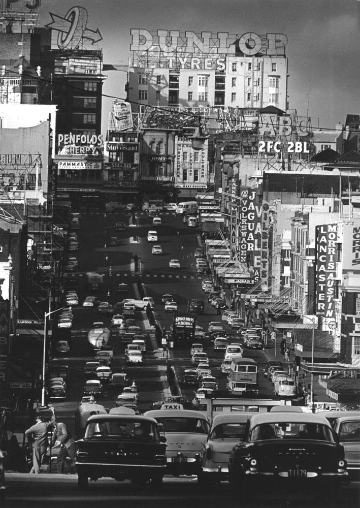 William Street 1961