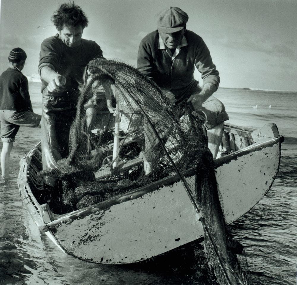Beach Netters c. 1959