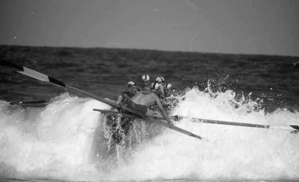 Surfboat 1960s